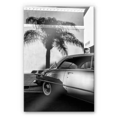 Acrylglasbild Ochlich - Oldtimer in Palm Springs