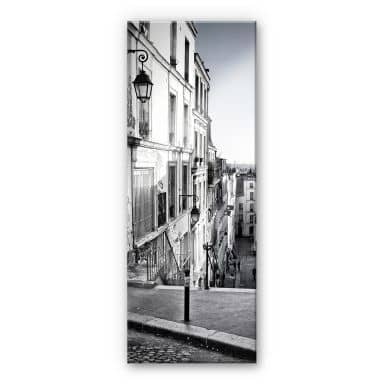 Montmartre - Panorama XXL Wall picture