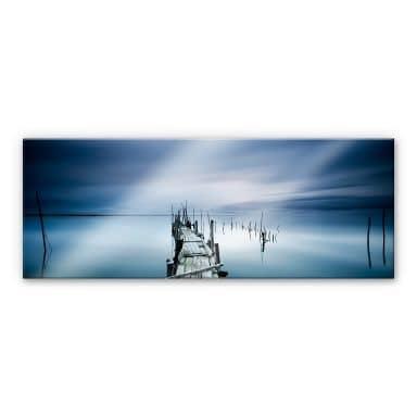 Acrylglasbild Dias - Zeitlos - Panorama