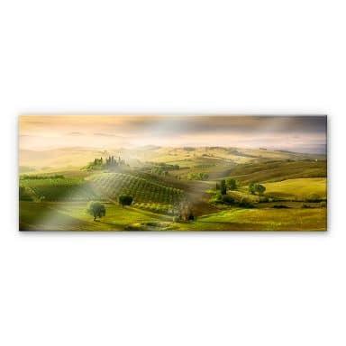 Acrylglas Bratkovic - Podere Belvedere