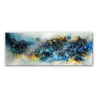 Acrylglasbild Fedrau - Die Quelle des Lebens - Pan