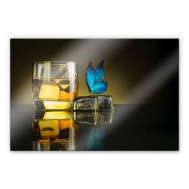 Acrylglasbild Carvalho - Eisgekühlt