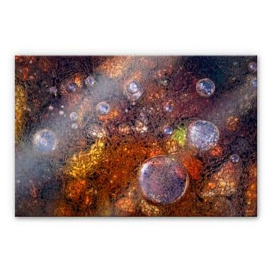 Acrylglasbild Giudici - Abstraktes Glas