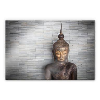 Acrylglas Thailand Boeddha