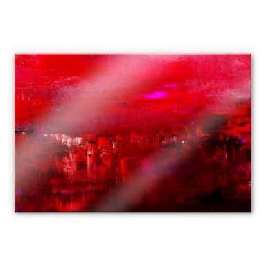 Acrylglasbild Niksic - Morgendämmerung