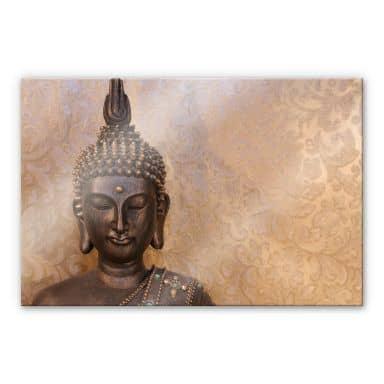 Acrylglasbild Buddha der Weise