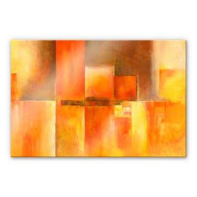 Tableau en verre acrylique -Schüßler - Amarna