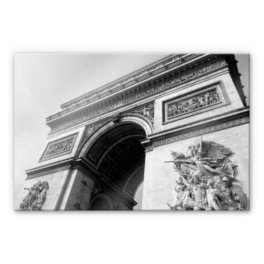 Acrylglasbild Arc de Triomphe