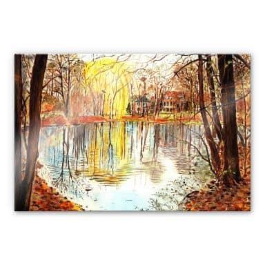 Acrylglasbild Toetzke - Herbstzauber