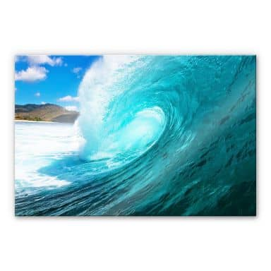 Wave XXL Wall picture