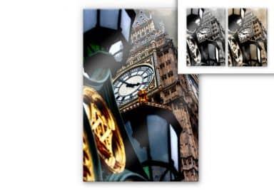 Acrylglasbild The Big Ben