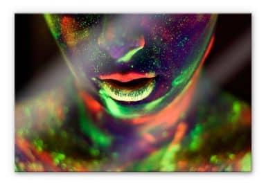 Acrylglasbild Kokdemir - In Farbe getaucht