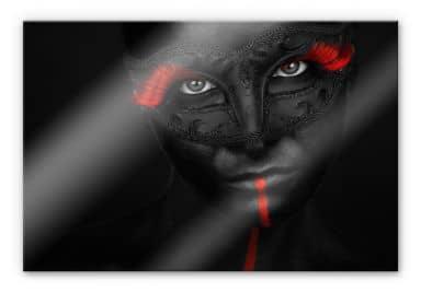 Acrylglasbild Petkov - Dark Passion