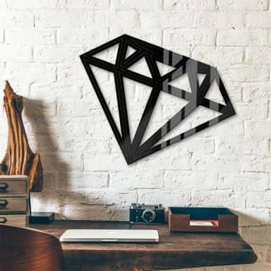 Acrylic Art - Diamond