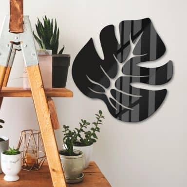 Acrylic decoration – Leaf 01