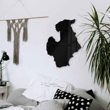 Wanddecoratie Estland, Letland, Litouwen