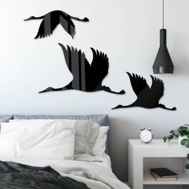 Acrylic Art - Birds 01