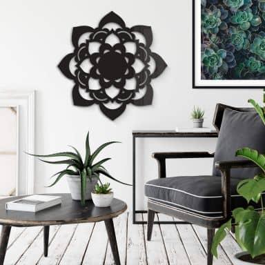 Acryldeko - Mandala Lotus