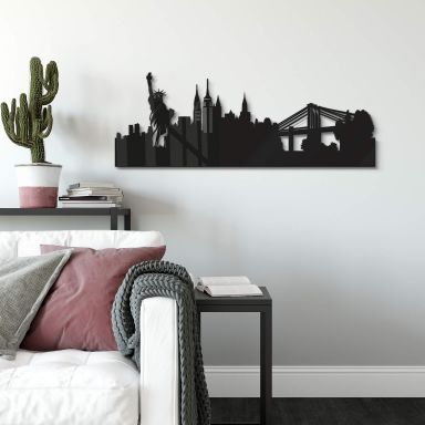Decori in acrilico – Skyline New York