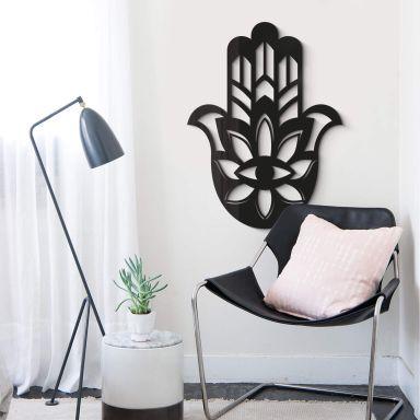Acryldeko Yoga Hamsa Hand