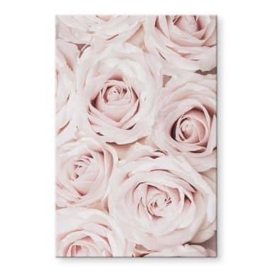 Acrylglas 1X Studio - Rose Bouquet