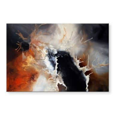 Acrylglasbild Fedrau - Emotionen