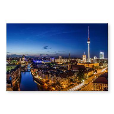 Acrylglasbild Berlin Panorama