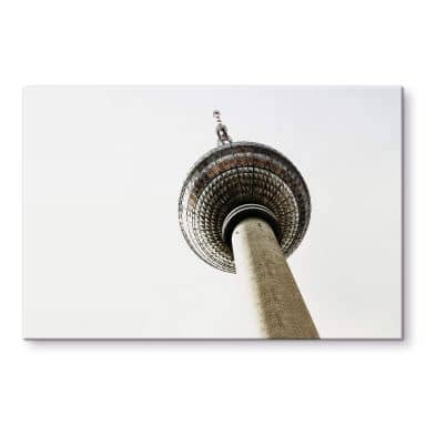Acrylglasbild Der Fernsehturm