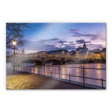Acrylglas Huber - Middle Bridge