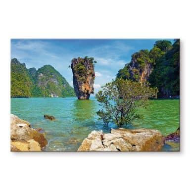XXL Wandbild Khao Ta-Pu Island