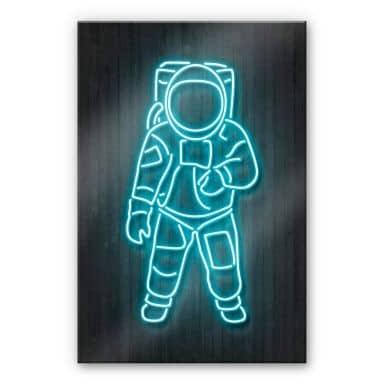 Acrylglas Mielu - Astronaut