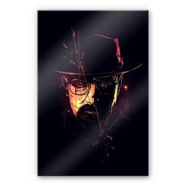 Acrylglasbild Nicebleed - Heisenberg