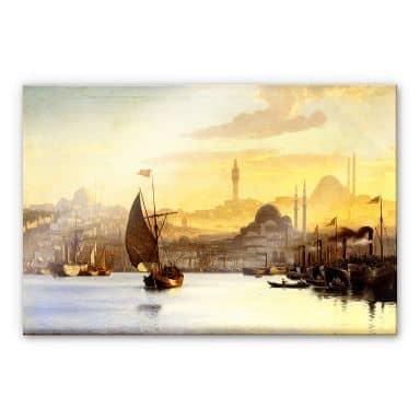Acrylglasbild Neumann - Konstantinopel