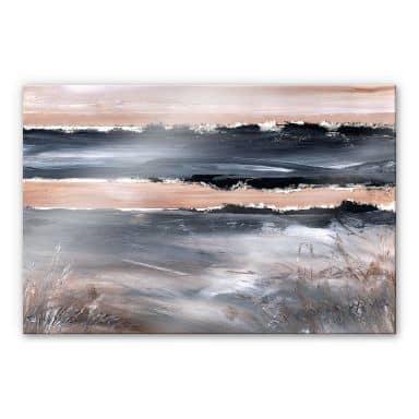 Acrylglasbild Niksic - Am Meer