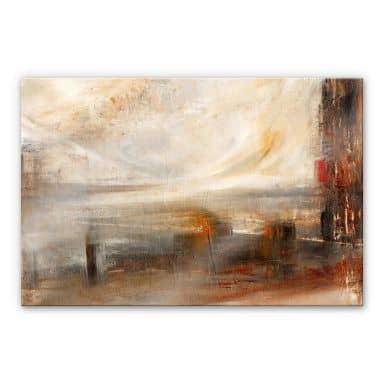Acrylglasbild Niksic - Im Tal des Windes
