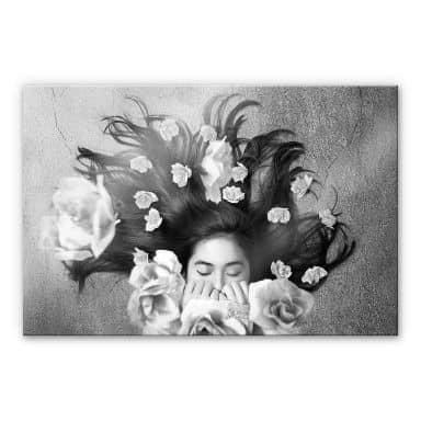 Acrylglasbild Sulistyono - Sleep
