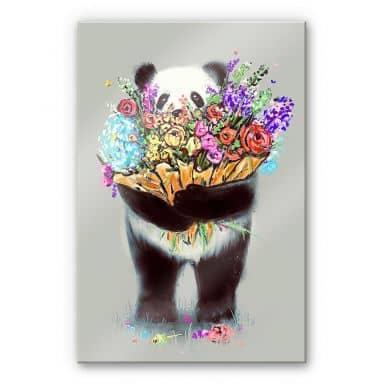 Acrylglasbild Nicebleed - Flowers for you