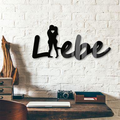 Acrylbuchstaben Liebe
