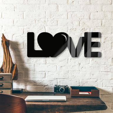 Lettere in acrilico - Love