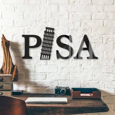 Pisa – acrylic