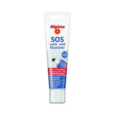 Alpina SOS-Tube Loch-und Rissfüller 0,1 Liter
