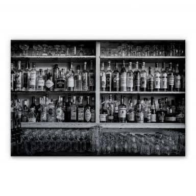 Aluminium Dibond Klein - The Classic Bar