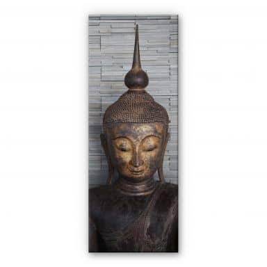 Thailand Buddha Aluminium Print - Panorama 02