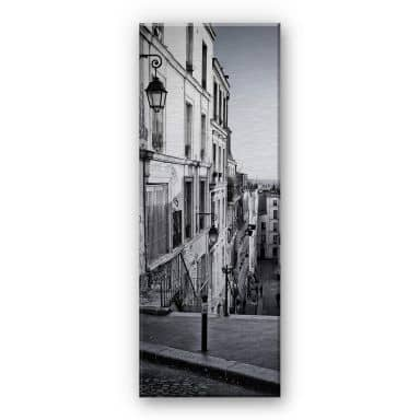 Alu-Dibond Bild Montmartre - Panorama