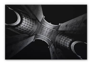 Alu-Dibond Bild Triumphbogen