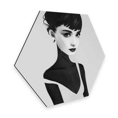 Hexagon - Alu-Dibond - Ireland - Oh Audrey