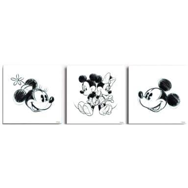 Micky Maus Fanshop: Kinderzimmer Deko von Disney   Micky ...