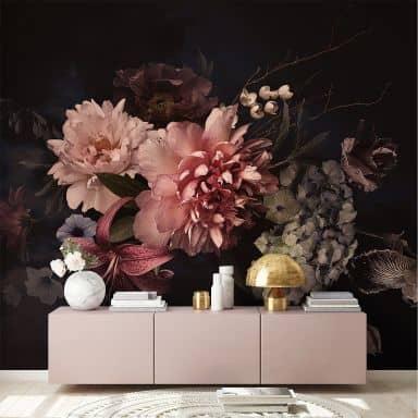Livingwalls papier peint photo Designwalls Variété de fleurs