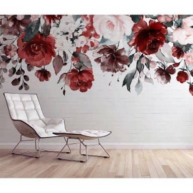 Livingwalls Fotobehang Designwalls Flowers