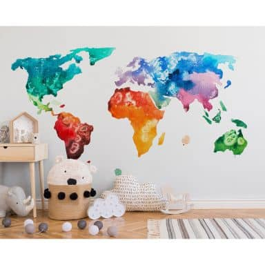 Architects Paper Fotobehang Atelier 47 Colourful World